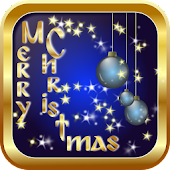 Christmas Clock Widgets