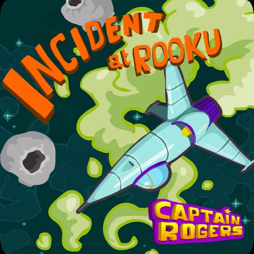 Captain Rogers: Rooku Incident LOGO-APP點子