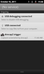 drocap2 for root users- screenshot thumbnail