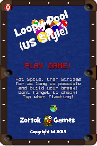 Loopy Pool US Style