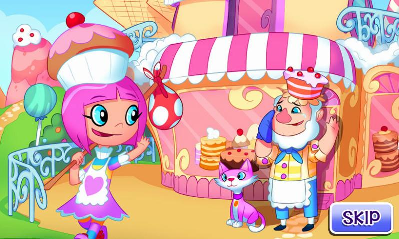 Cake Bake Blitz for Tango - screenshot