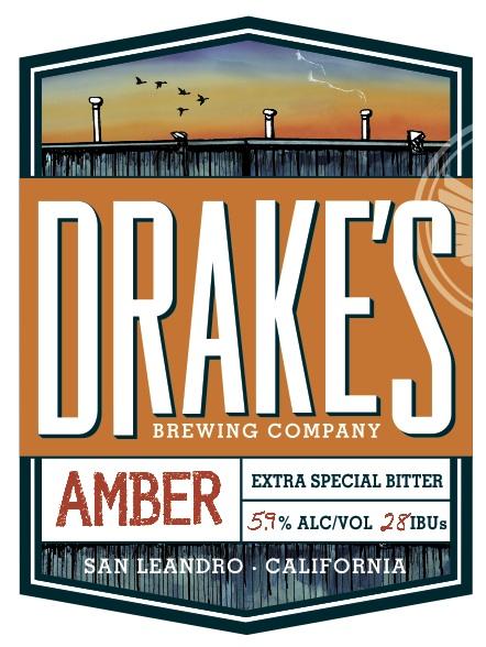 Logo of Drake's Amber Ale
