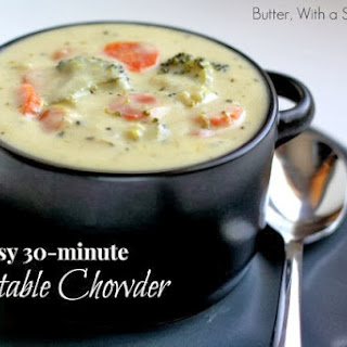 Easy Vegetable Chowder