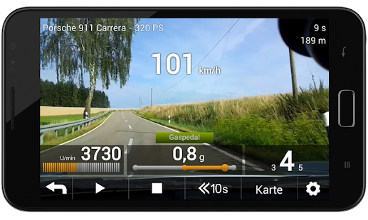 DriveDeck Sport- screenshot thumbnail