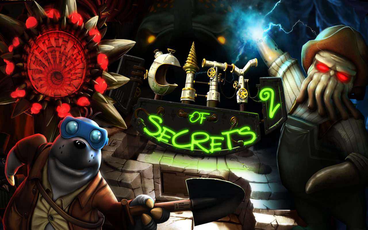 City of Secrets 2 Episode 1 - screenshot