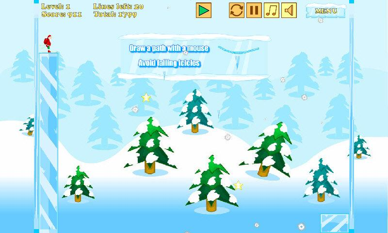 Brave Santa - screenshot