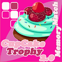 Memory Match Cup Cake Trophy icon