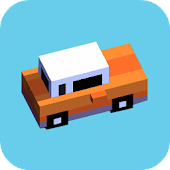 Mine Blocky Road Racing
