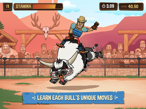 PBR: Raging Bulls 1.1.0.8 screenshots 8