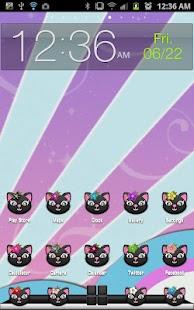 THEME - Cute Kitty Cats
