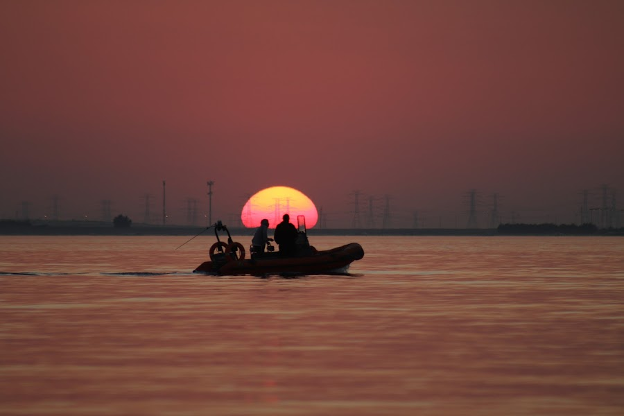by Ahmed Rayan - Landscapes Sunsets & Sunrises (  )