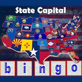 State Capital Bingo