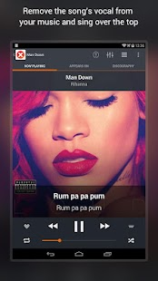 musiXmatch Music Lyrics Player - screenshot thumbnail