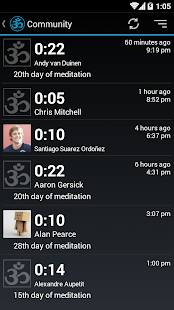 Meditation Assistant Timer- screenshot thumbnail