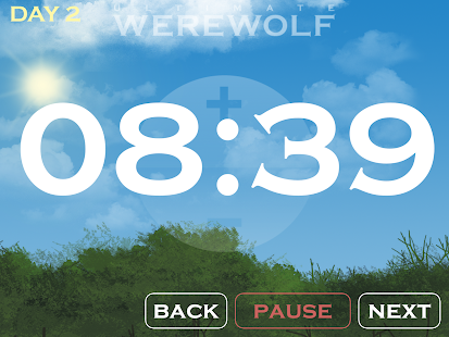 Ultimate Werewolf Timer