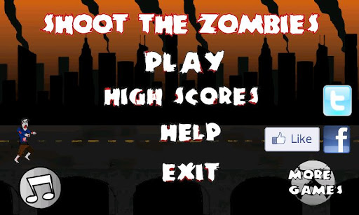 Shoot the Zombies