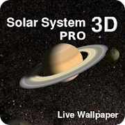 Solar System 3D Wallpaper Pro