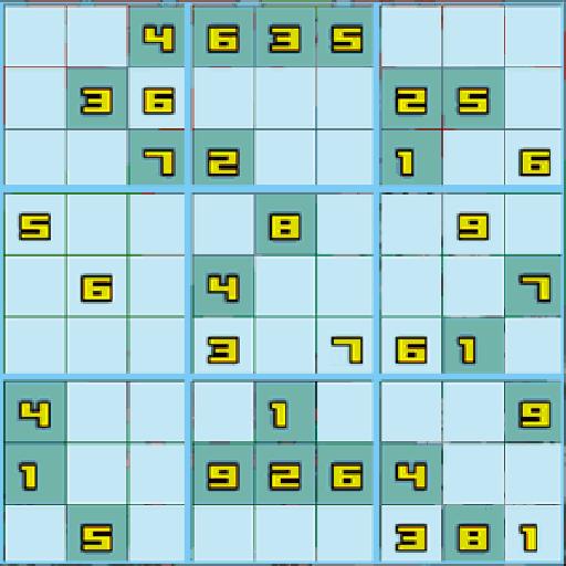 Sudoku and Solver LOGO-APP點子