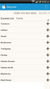 Grocery List & Shopping List - screenshot thumbnail