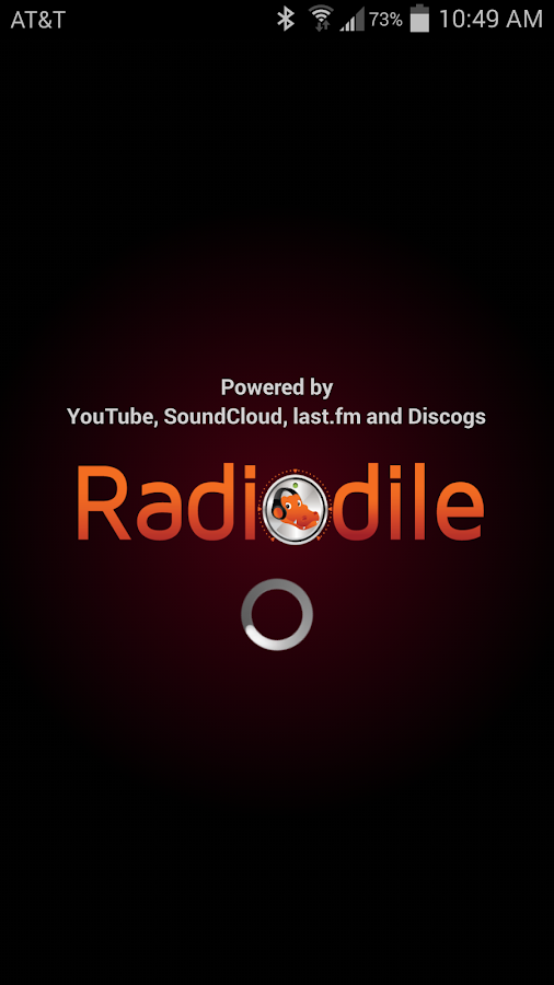 Radiodile- SoundCloud® Powered - screenshot