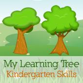 Kindergarten Skills Curriculum