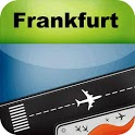 Frankfurt Airport +Radar (FRA) Flight Tracker icon