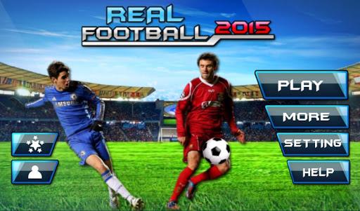 サッカー2015:サッカーをプレイ