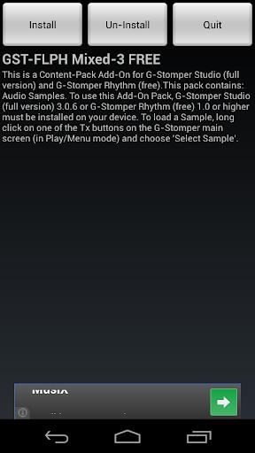 G-Stomper GST-FLPH MIXED3 FREE