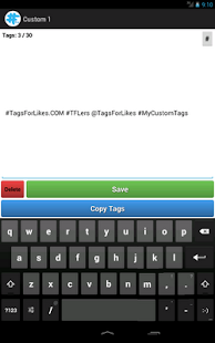 TagsForLikes Pro- screenshot thumbnail