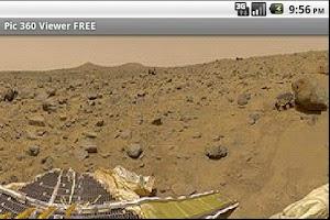Screenshot of Pic 360 Viewer