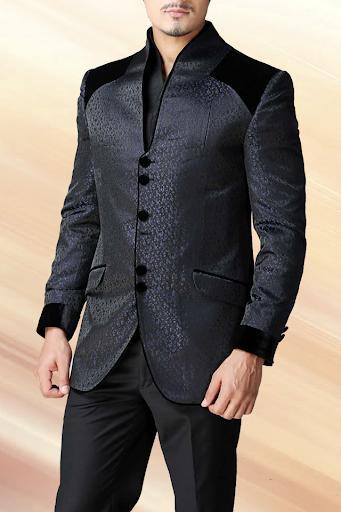 Indian Man Photo Suit