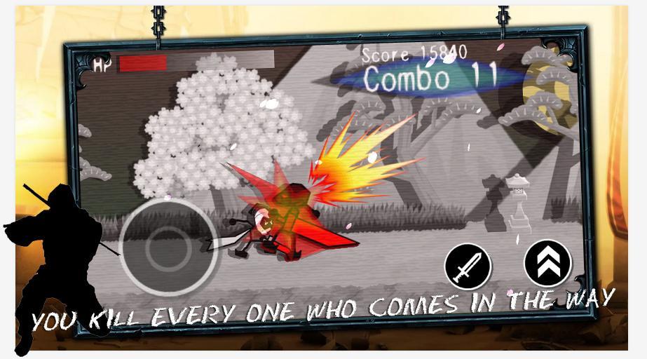 Ninja Assassin Samurai Warrior - screenshot
