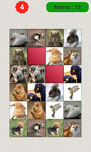 Animals Matching Game - náhled