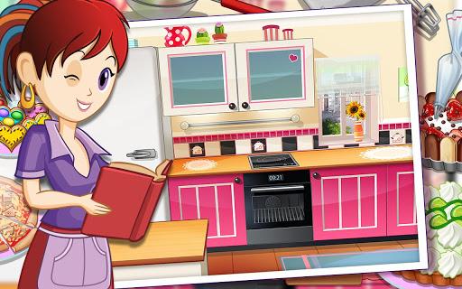 莎拉的烹飪班