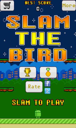Slam the bird