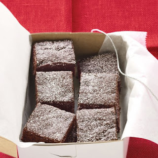 Chocolate Gingerbread Bars.