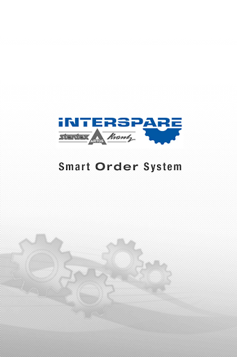 Interspare Smart Order System