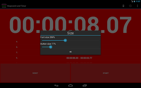 Stopwatch & Timer 1.5.2 screenshot 277895