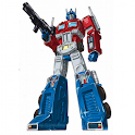 Optimus Prime Soundboard logo