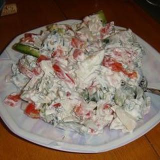 Russian Tomato Salad