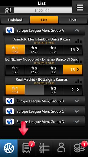 歐洲籃球聯賽