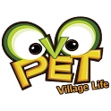 OVOpet Village Life logo