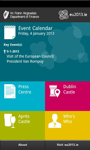Ireland EU Presidency 2013