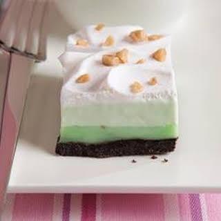 Pistachio Bar Dessert.