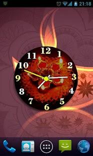 Diwali Clock Live Wallpaper jyuaYMDRlilCmLkV2GQD