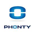 Phonty logo