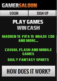GamerSaloon - The App- screenshot thumbnail