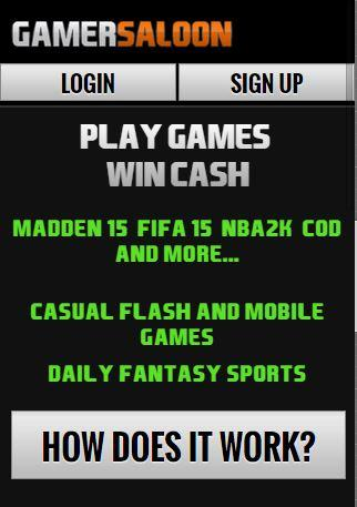 GamerSaloon - The App- screenshot