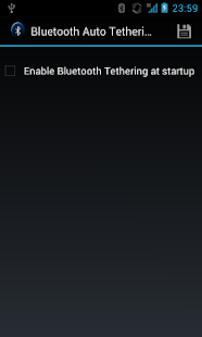 Bluetooth Auto Tethering - screenshot thumbnail