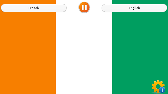 National Anthem of Ivory Coast screenshot